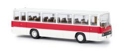 Ikarus 255 Reisebus, weiß/verkehrsrot, TD