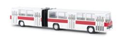 Ikarus 280 Gelenkbus, rot-weiß, TD