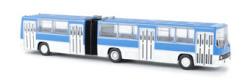 Ikarus 280 Gelenkbus, blau-weiß, TD