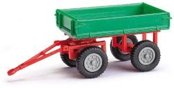 Anhänger/E-Karre grün