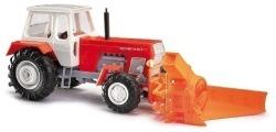 Traktor ZT 303 Schneefräse