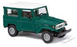 Toyota Land Cruiser grün
