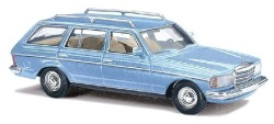 MB W123 T blau