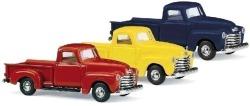 Chevrolet Pick -up Gelb