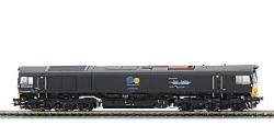Diesellok, H0, Class 77, MRCE 653-05, schwarz, EP VI, Vorbildzustand um 2011, LokSound, Raucherzeuger, DC/AC