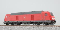 31092/Diesellok, H0, BR 245, 245 010, DB, verkehrsrot, Ep. VI, Vorbildzustand um 2015, LokSound, Raucherzeuger, DC/AC