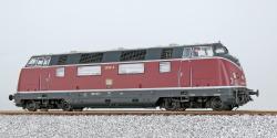 Diesellok, H0, V200, 220 021 DB, Altrot, Ep. IV, Vorbildzustand um 1975, LokSound, Raucherzeuger, DC/AC