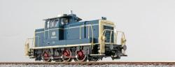Diesellok, H0, BR V60, 362 873, verkehrsrot, DB Ep. VI, Vorbildzustand um 2014, LokSound, Raucherzeuger, Rangierkupplung, DC/AC