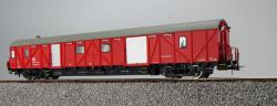 Hilfsgerätewagen, H0, DB EHG 388, grün, Ep IIIb, Mess-Elektronik, DC/AC