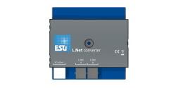 LocoNet converter zum Anschluss von Handreglern und Rückmeldemodulen an ECoS oder CS Reloaded