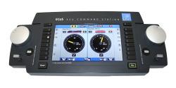ECoS 2.1 Zentrale, 6A, 7 TFT Farbdisplay, MM/DCC/SX/M4, Set mit Netzteil 90-240V Euro, Ausgang 15V-21V 150W, Deutsches Handbuch