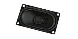 loudspeaker Visaton SC4.7ND, 41x70mm, square, 8 Ohm