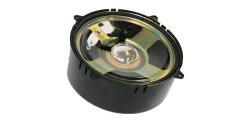 $$ Lautsprecher 78mm, rund, 32 Ohm, mit Schallkapsel für LokSoundXL