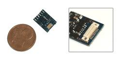 LokPilot micro V4, DCC Decoder, Next18 Schnittstelle