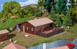 Stugl-Stuls Workman's barracks
