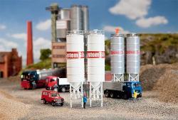 2 Industrial silos
