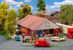 Lidl supermarket