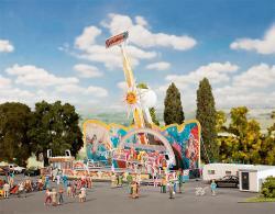 Rainbow Millenium Amusement park ride