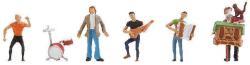 Small band/Street musicians