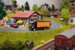 Lorry MB Atego Sixt (HERPA)