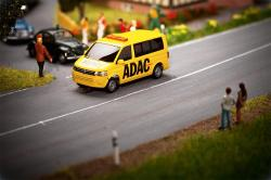 VW T5 Bus ADAC (WIKING)
