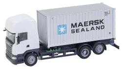 LKW Scania R 13 TL Seecontainer (HERPA)