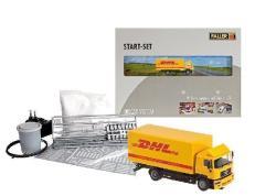Car System Start-Set DHL lorry
