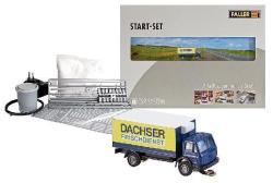 Car System Start-Set Lorry MB SK Dachser