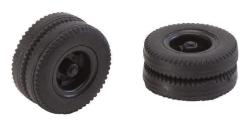 2 wheels (twin tyres) tyres and classic lorry rims