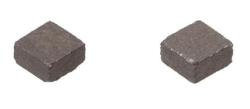 2 calibration magnets
