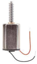 Motor, Ø 10 mm with surface, module 0.3