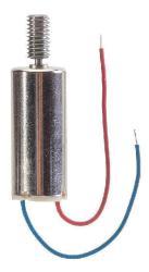Motor, Ø 7 mm, module 0.16