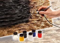 Airbrush Professional Set, (by AZTEK)