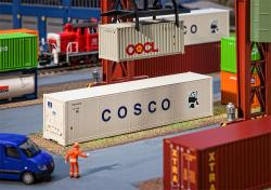 40 Hi-Cube Refrigerator Container COSCO