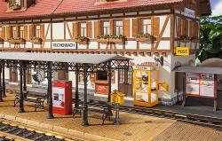 Accessoires de gare