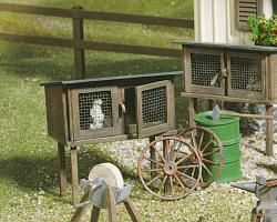 1 Rabbit hutch