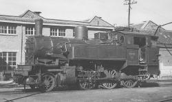 Dampflok BR 91.3 SNCB SNCB E3