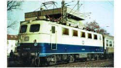 E-Lok BR 141 bl/bg, Sound