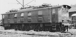 E-Lok BR E52, DB, DCC-Sound
