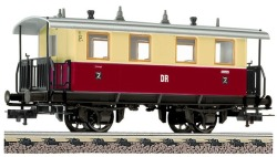 Personenwagen 2.Kl.rot-beige