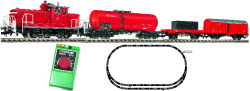 Special series: Analogue starter set 2012 with emergency train