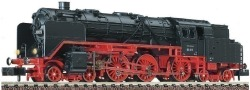 Dampflok Br 62 der DB