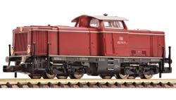 Diesellok BR 212 rot