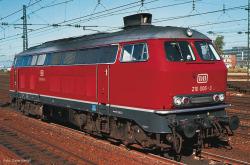 Diesellok BR 210 Gasturbine