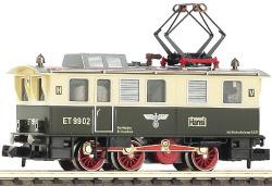 Zahnradbahn E-Lok DCC grün/b