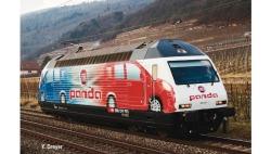 """E-Lok 460 001-1, SBB, Ep VI, """"Fiat Panda"""""""