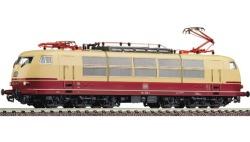 E-Lok BR 103 rot/beige  der
