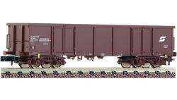 offener Güterwagen4a. braun