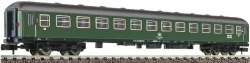 Schnellzugwagen 2. Kl. (B4üm), DB, Ep IV, mit Zugschlußbeleuchtung