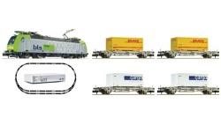 """Digitales Startset """"BR 485 mit Güterzug der BLS"""" mit z21"""